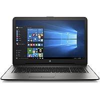 HP 17-x010nr 17.3-Inch Notebook (Pentium, 4 GB RAM, 1 TB HDD)