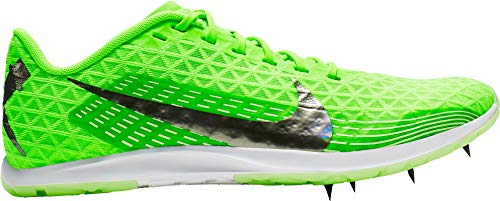 Nike Zoom Xc - Nike Zoom Rival XC Cross Country Shoes - Green/Silver,M85W100M US