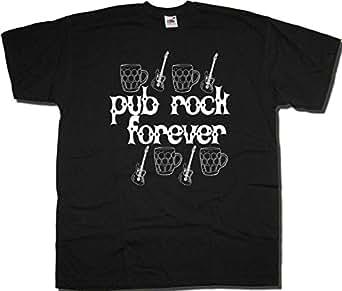 Amazon.com: Old Skool Hooligans Pub Rock Forever T shirt ...