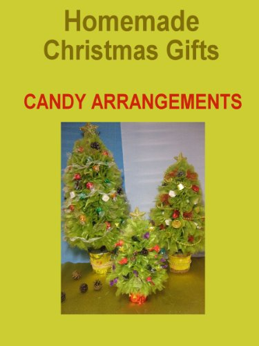 Homemade Christmas gift Ideas:  Delicious Candy - Christmas Homemade Gifts Ideas