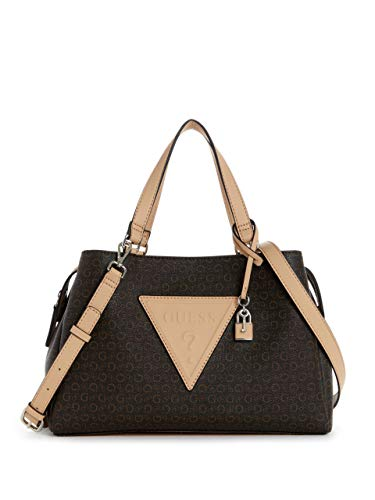 GUESS Factory Women's Lorelei Logo Satchel