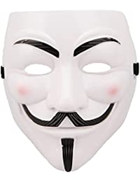 V for Vendetta Mask | Guy Fawkes Anonymous Face