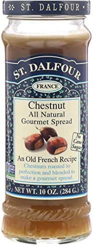 St Dalfour Gourmet Spread Chestnut 10 oz 284 g