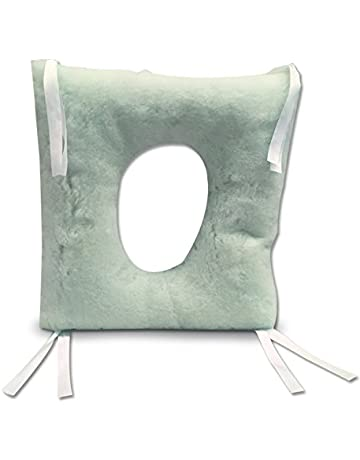 Cojín antiescaras cuadrado con agujero Ortotex