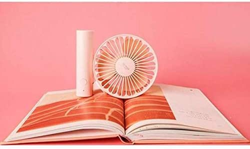 Mini Cooling Wind Fan 2600mAh High Capacity Battery Mini Handy Fan