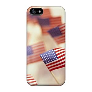 Fashionable KPPsmgR582TZEwU Iphone 5/5s Case Cover For Happy 4th 907 Protective Case