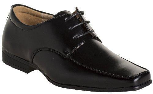 Zapatos negros formales infantiles TJeKaWRaV1