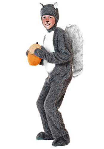 Squirrel Costume Tail (Child Squirrel Costume Large)