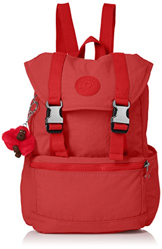 Kipling Women's Experience S Backpack Red (Spicy Red C)