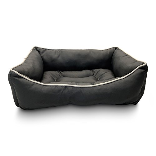 Pet Craft Supply Premium Snoozer Couch Style Indoor / Outdoor All...
