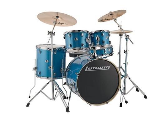 ludwig-element-evolution-5-piece-drum-set-blue-sparkle