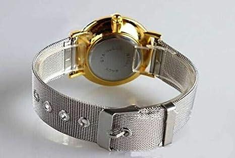 Amazon.com: FidgetKute Reloj de pulsera para Mujer Moda ...