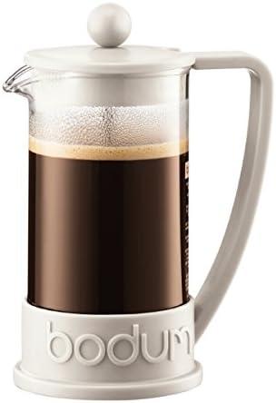 Amazon.com: Bodum New Brazil - Cafetera francesa de 3 tazas ...