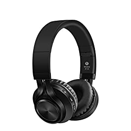 Sound One BT-06 Bluetooth Headphones (Black)