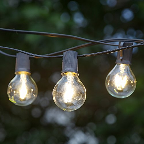 Can You Cut Outdoor String Lights: String Lights Ambience PRO Outdoor Globe Strand With G40