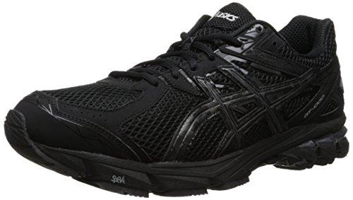 ASICS Women's GT-1000 3 Running Shoe,Black/Onyx/Lightning1,5 M US