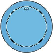 Remo Bass Drum Heads (P3-1322-CT-BU)