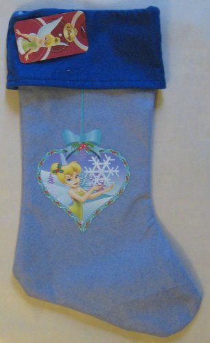 Disney Tinkerbell Christmas Stocking 16""