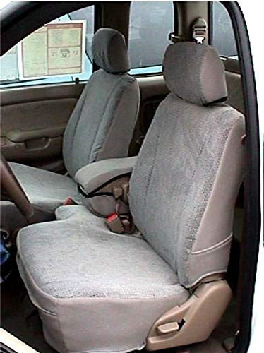 Tacoma Seat Covers >> Durafit Seat Covers Made To Fit 2001 2004 Tacoma Front Seat Covers 60 40 Split Seat With Integrated Opening Console Adj Headrests And Fold Console