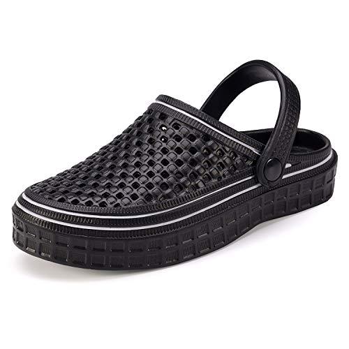 welltree Womens Garden Clog Shoes Quick Drying Slippers Walking Sandals