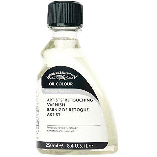 (Artists Retouching Varnish, 250ml Bottle)