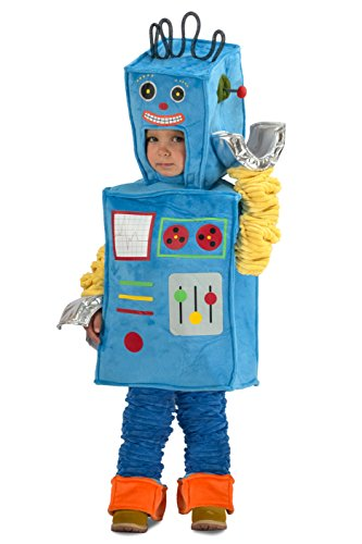 Princess Paradise Racket The Robot Costume, Multicolor, X-Small]()