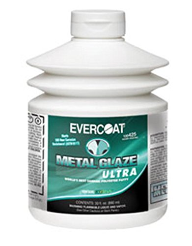 Glazing Putty (Evercoat 425 Metal Glaze Ultra 30oz Pumptainer)