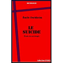 Le suicide (French Edition)
