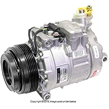 BMW OEM Air Conditioner A/C Compressor With Clutch 325Ci 325i 330Ci M3 X3 2.5i X3 3.0i