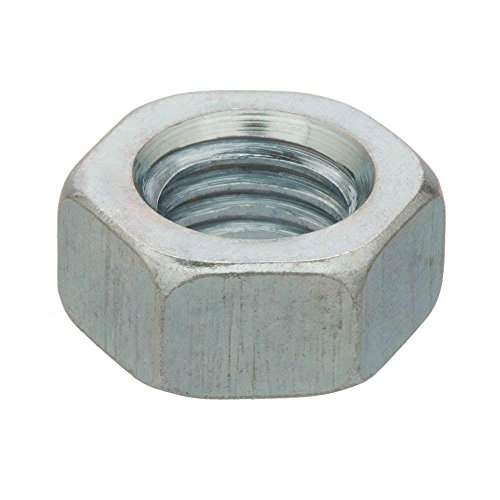 Everbilt M10-1.0 Zinc-Plated Metric Hex Nut -  813608