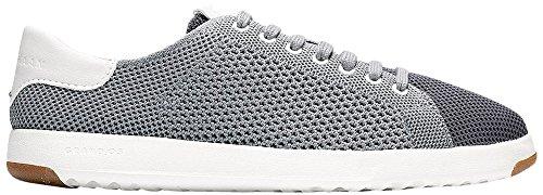 Cole Haan Women's Grandpro Stitchlite Tennis Sneaker Magnet Knit new arrival sale online sneakernews cheap online YdIgVL