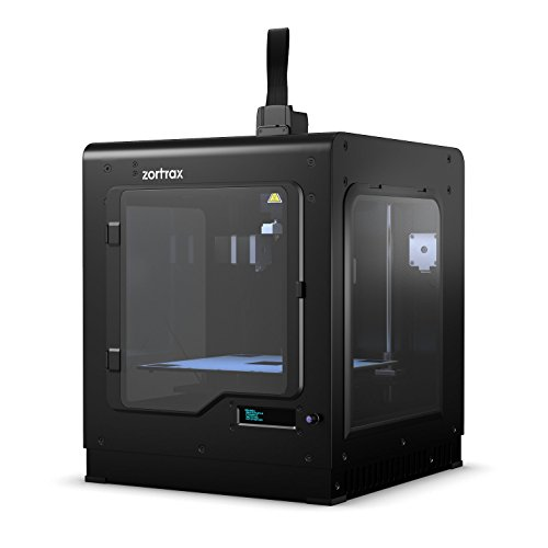 Zortrax M200 Pro 3D Printer with Official Side Covers (White)
