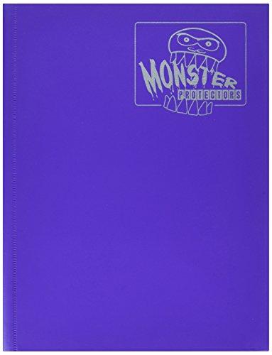 Monster Binder (9), Matte Purple by Monster Protector