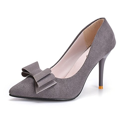 Shoes Bows Heeled Women'S Heels Shoes Shoes Korean Pointed High Single Thirty High Heeled High Bow KPHY New five Ladies t1qRg6w