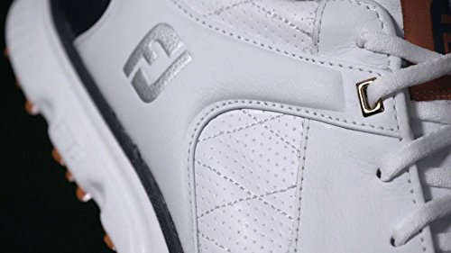 Black SL Mens White Pro Silver FootJoy qaO4AUfwxn