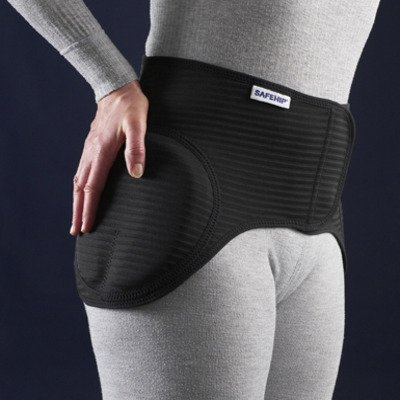 Protector Hip (MCK89173000 - Hip Protector Safehip Active X-Large Black)