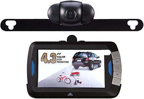 Peak PKC0BU4 4.3-Inch Wireless Back-Up Camera