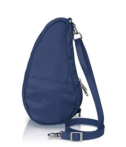 AmeriBag Microfiber Baglett Shoulder Bag,Navy by AmeriBag (Image #1)