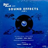 Major Records Present Sound Effects Volume 6: Barking Dogs, Bellowing Cows, Chickens, Ducks and much more.