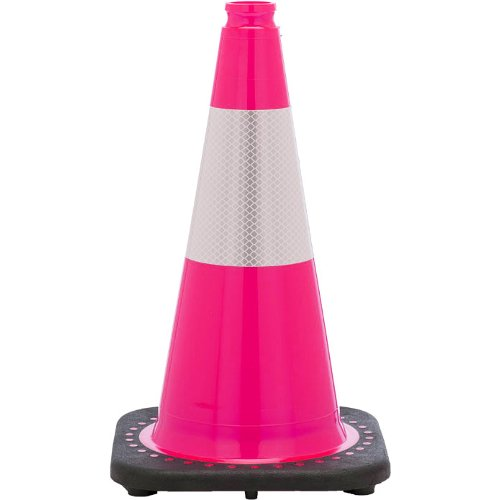 - JBC Safety Plastic RS45015C-PINK+3M6 Safety Cone, Capacity, Volume, ()