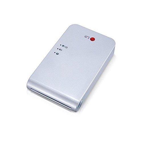 LG PD239 Pogo Printer White by LG