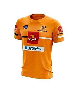 Bull padel Camiseta BULLPADEL INTRIA Maxi Sanchez Naranja FLÚOR: Amazon.es: Deportes y aire libre