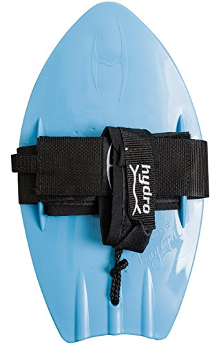 Hydro Body Surfer PRO Handboard – Yellow – Hand surfer enables the rider to plane more quickly with more lift and speed.