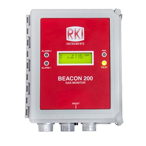 RKI Instruments Beacon 200 Two-Channel Fixed System ()