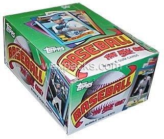 1990 Topps Baseball Cards Box (36 packs/box, possible Sosa & Thomas Rookies) 1990 Topps Baseball Card