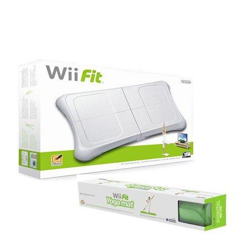 Wii Fit Balance Board Bundle ()