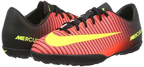 – Xi Scarpe gelb Tf Da rosa Calcio Multicolore rot 24 pink Bimbi Mercurialx Unisex 0 Vapor Nike Jr schwarz qAtzAX