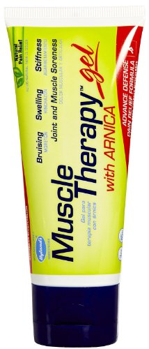 Hylands Muscle Therapy Gel with Arnica, 3 oz, Pack of (Muscle Therapy Gel)