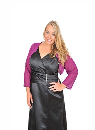 Purple Morado Astrapahl Mujer para Torera q47aFB
