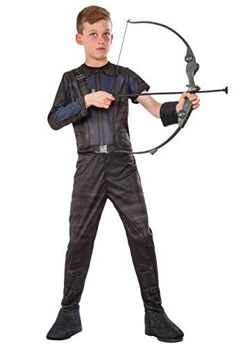 Hawkeye Costumes Boys (Rubie's Captain America: Civil War Hawkeye Bow and Arrow Kid's Costume Accessory)